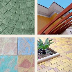 Pigmentos para hormig n y concreto for Pigmento para cemento